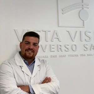 Gianmarco Ploner osteopata massoterapista Universo Salute Milano