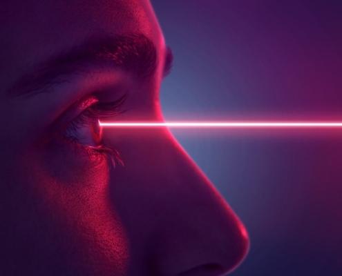 Laser occhi Estate