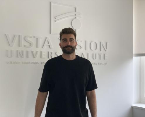 Antonio Davide, refrattiva per salvare gli occhi in Universo Salute Vista Vision Group